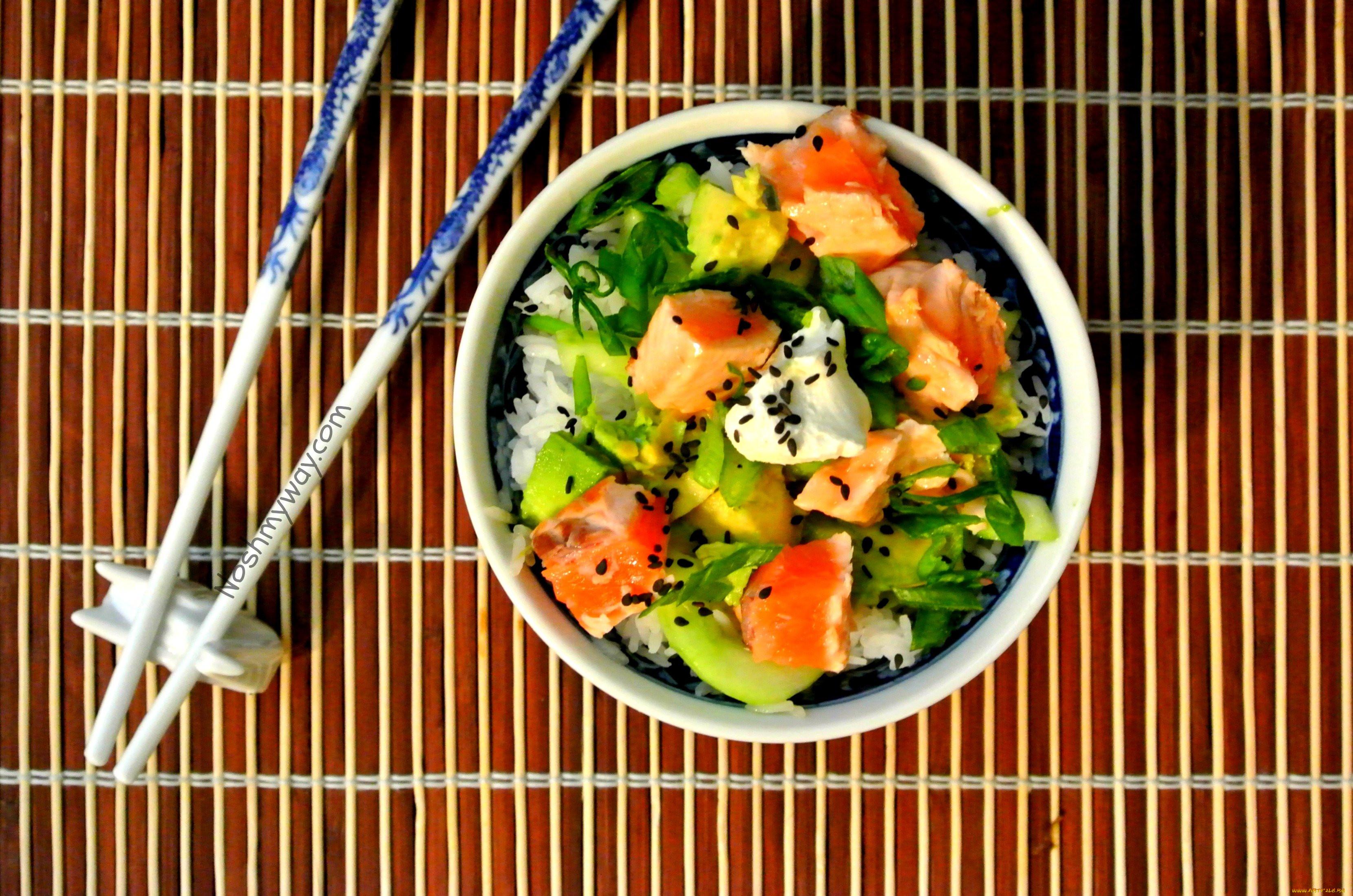 японский салат картинки забудьте, как следует
